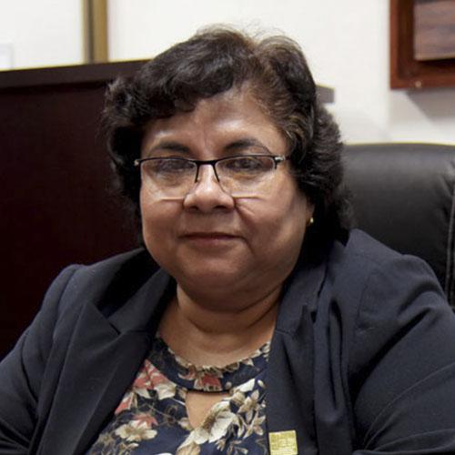 M.C. Elda Lucía González Cuevas